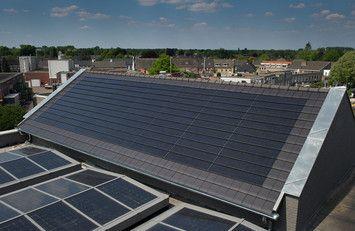 Monier:Referenties Zonne-energie