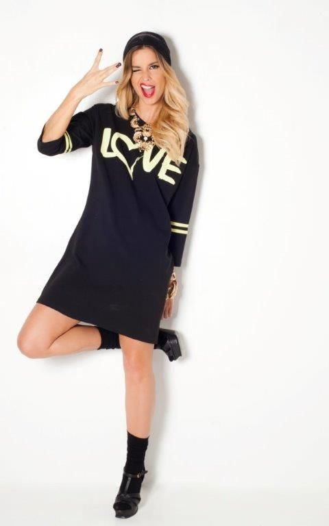 ALONE LOVE tunic available at www.myloveshop.hu