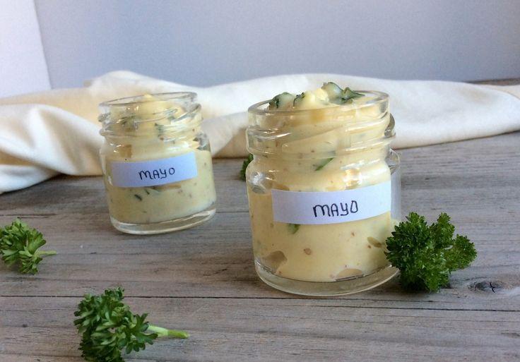 Zelf mayonaise maken (binnen 3 seconden)