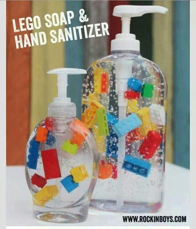 Lego seife