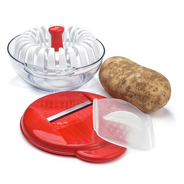 Personal Potato Chip Maker