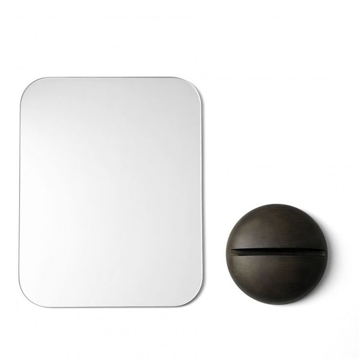 #Design by Olso-based team. #mirror #bathroom