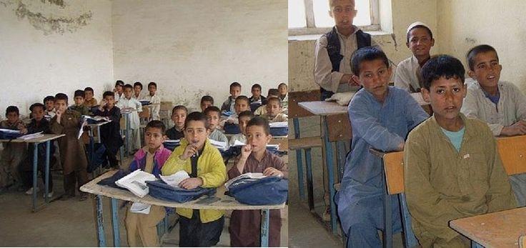 Plzen.cz sbírá nové školní potřeby pro děti v Afganistánu. Zapojit se může každý