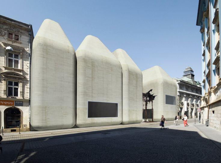 Moderní architektura v historické Olomouci – projekt SEFO | Studium Artium