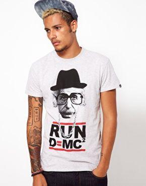 Two Angle T-Shirt D=MC