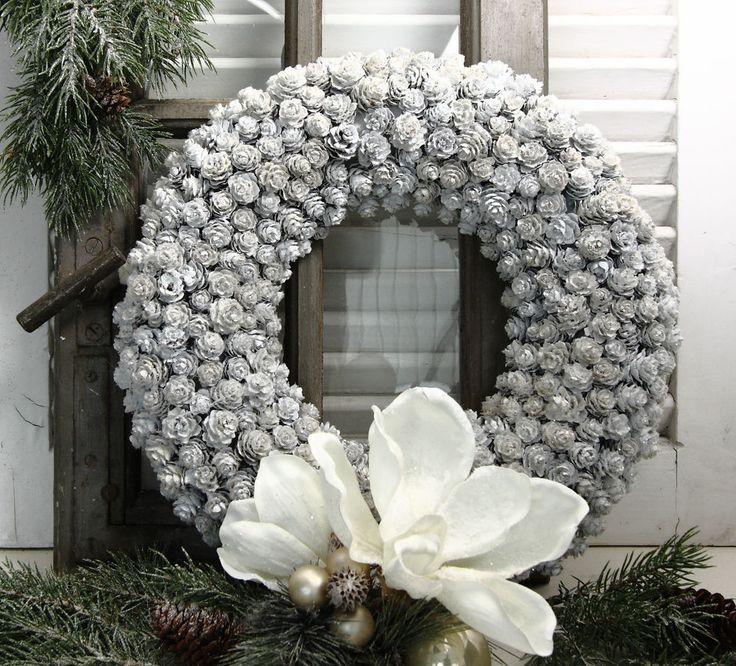 418 besten zapfen deko bilder auf pinterest tannenzapfen weihnachtsideen und merry christmas. Black Bedroom Furniture Sets. Home Design Ideas