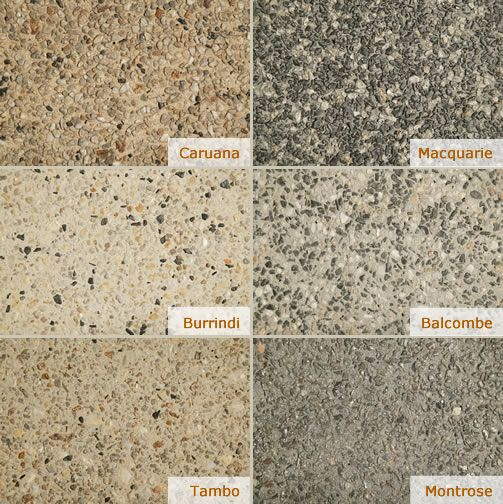 Image detail for -Exposed Aggregate                                                                                                                                                                                 More