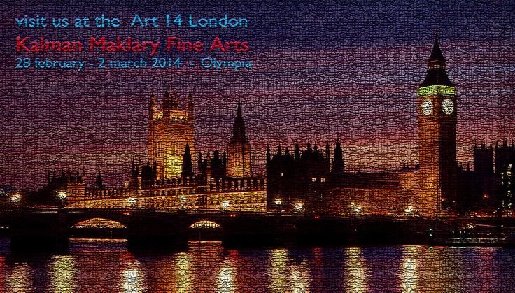 Art 14 London, London - UK, february 2014
