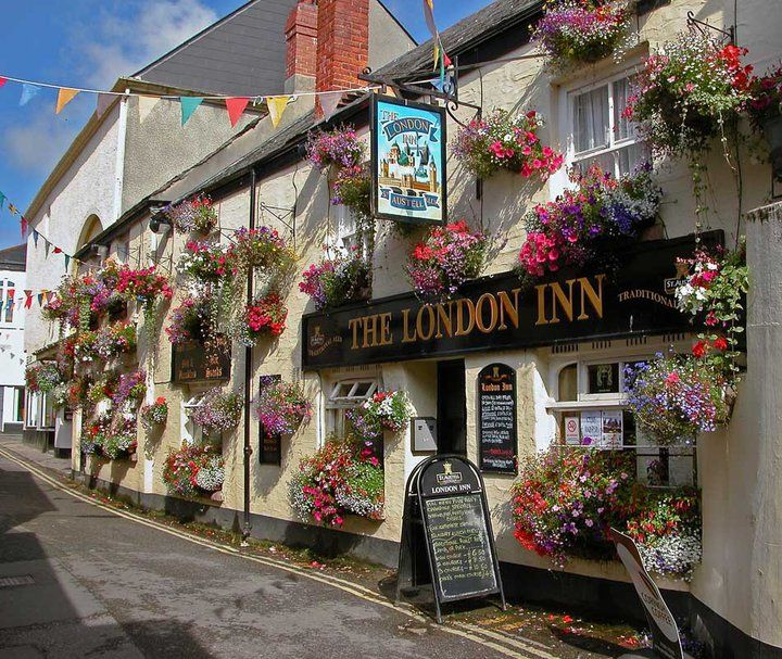 The London Inn Padstow Cornwall