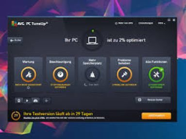 avg pc tuneup free download with crack