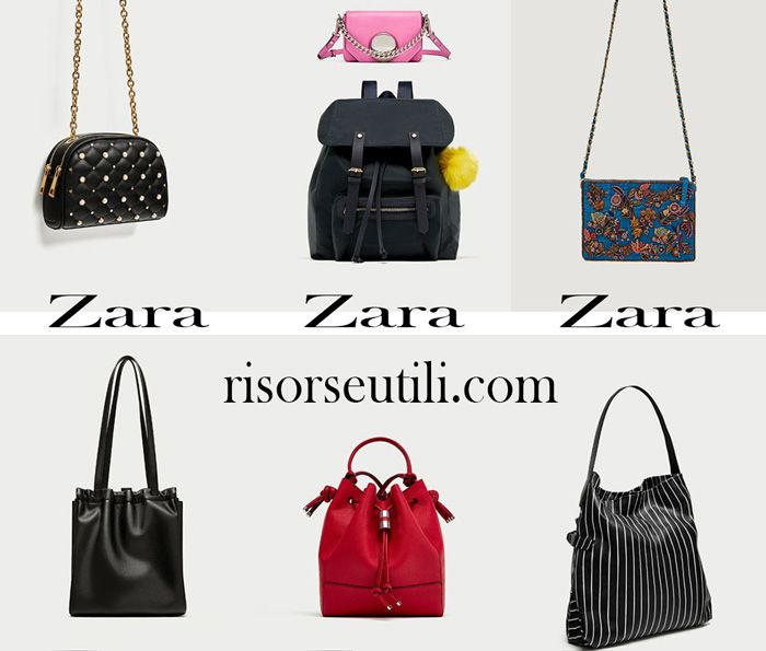 Handbags Zara fall winter 2017 2018 women bags