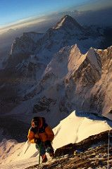 Governor Gary Johnson ascending Mt. Everest. visit -www.garyjohnson2016.com