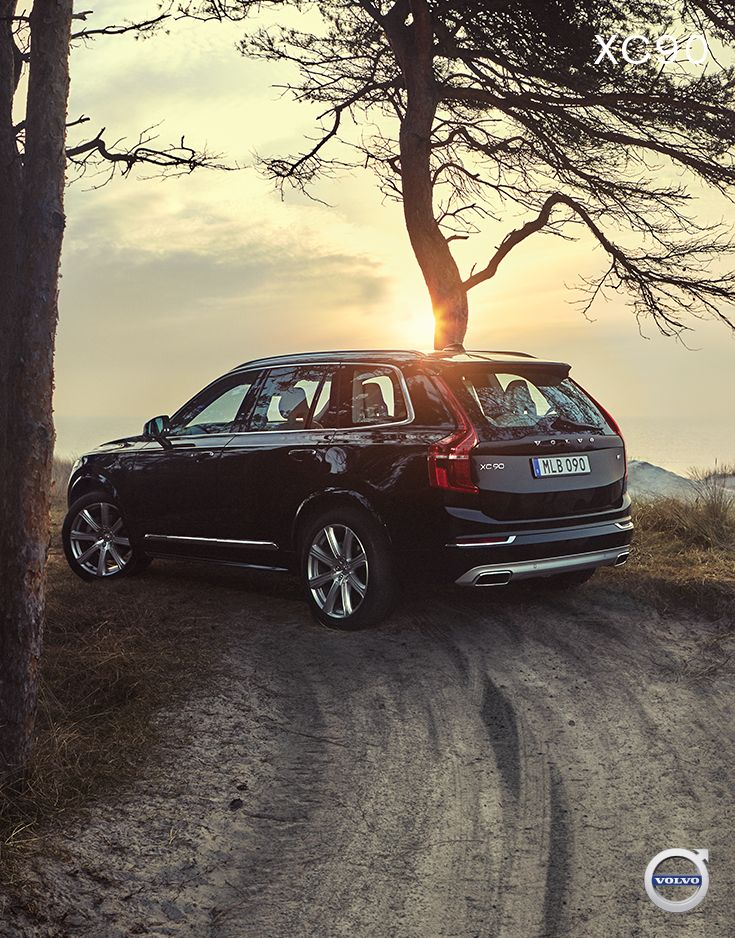 Crafted to keep you safe and take you places in style, the All-New XC90 by Volvo is the ultimate combination of form and function. The three-row luxury SUV was awarded the highest possible safety rating and features standard IntelliSafe technologies, so you can focus on the road ahead. Discover an effortless drive in the All-New XC90.