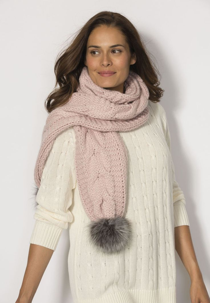 Scarf Knitting Styles : Best gift get images on pinterest clothing styles