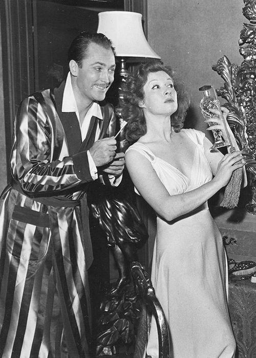 73 best Actress Greer Garson images on Pinterest | Greer ... Greer Garson And Husband