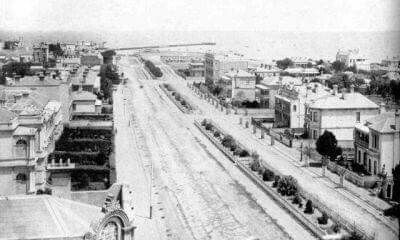 Fitzroy St,St Kilda in Victoria in 1879.
