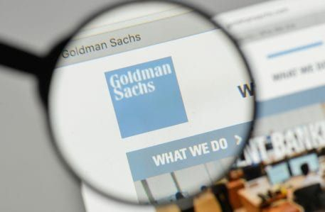 Goldman sachs bitcoin trading desk