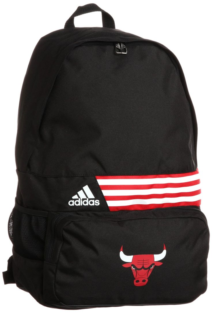 Adidas Backpack 3 stripes Chicago Bulls