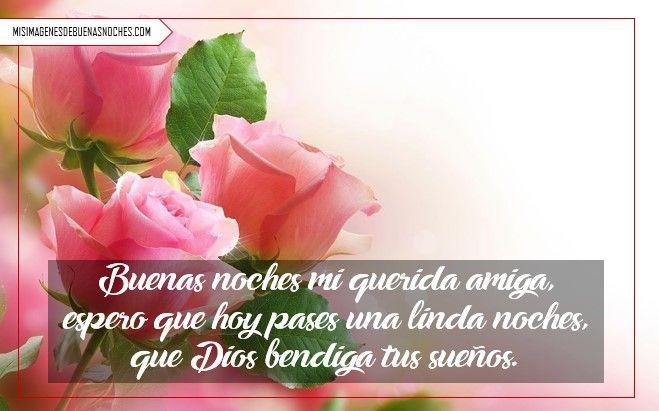 Imagenes De Buenas Noches Con Rosas Y Corazones Imagenes De Buenas Noches Imagenes De Buenos Frases De Rosas