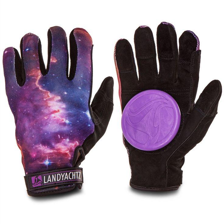 Landyachtz Outerspace Slide Gloves