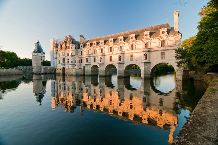 The Castles of Loire Valley // Discovering one of the most valued cultural gems in France – the castles in the Loire Valley. Photo: Adriaan Westra/flickr