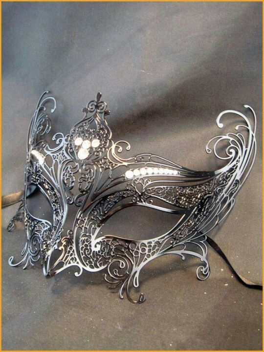Masquerade oh my god this one is perfect