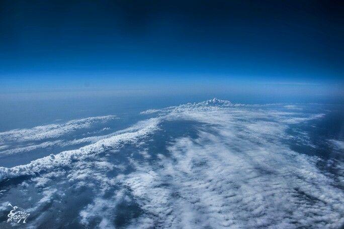 Over The Clouds no.7 © www.emresengun.com  #clouds #cloud #cloudporn #weather #lookup #sky #travel #pegasus