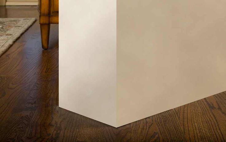 Baseboard styles variation feel the home contemporary for Modern baseboard molding styles