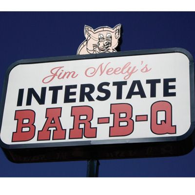 Interstate Barbecue, Memphis, Tennessee - The South's 20 Best BBQ Joints - Southern Living