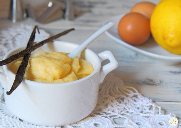 Crema pasticciera al microonde di L. Montersino