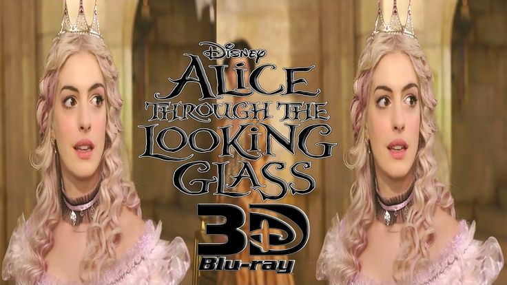 VR VIDEO-Alice Through RealD 3D & IMAX 3D Magic Effects virtual reality-...