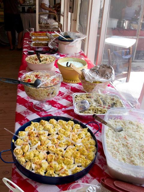 40 Amazing Family Reunion Ideas - FOOD IDEAS