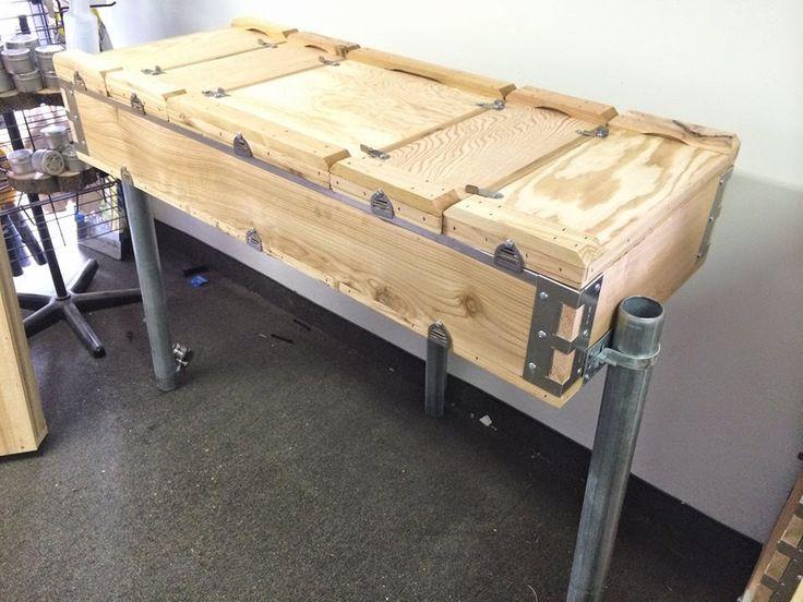 5 Frame Medium Nuc Box Plans