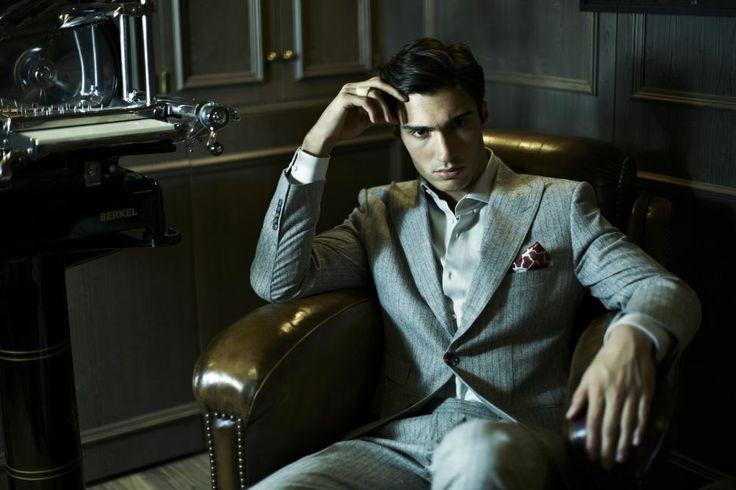 CoverMen Mag: Mario Loncarski, top model - Photos
