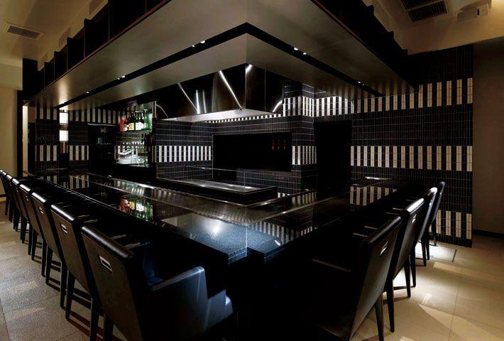 日本の高級レストランの鉄板焼き - Recherche Google