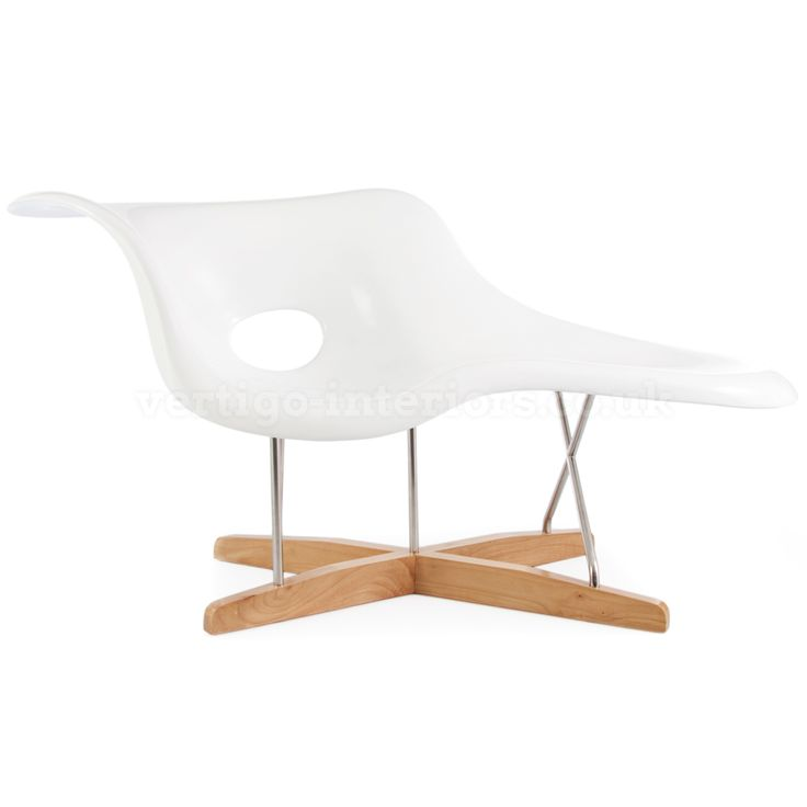 Products   Vertigo Interiors USALa Chaise Lounge Chair   Inspired By  Designs Of Charles U0026 Ray