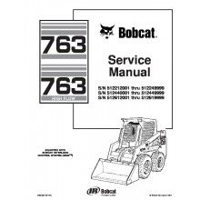Bobcat 763 Wiring Diagram Pdf : 29 Wiring Diagram Images