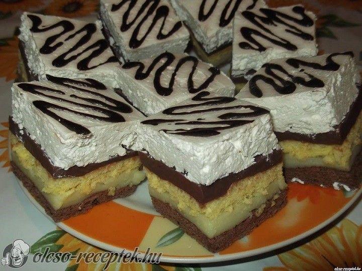 Somlói szelet recept - MindenegybenBlog