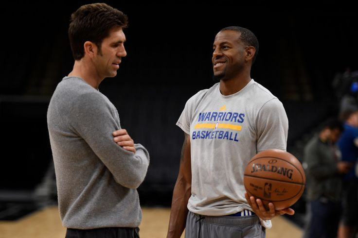 Thompson: Well played, Andre Iguodala – he got Warriors to pay up