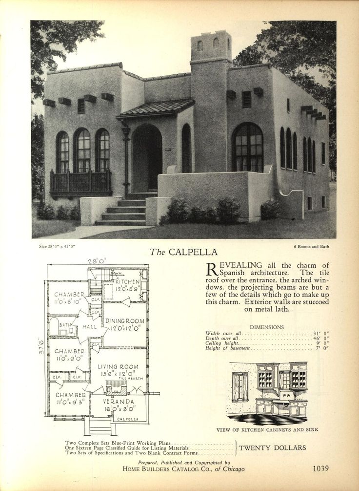 120 Best 1910 1940 Mediterranean Revival Images On