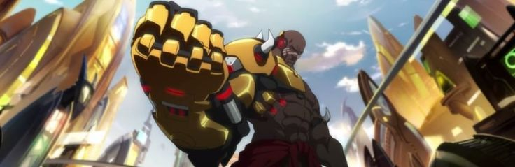 Doomfist punches his way onto Overwatch's test servers – Massively Overpowered