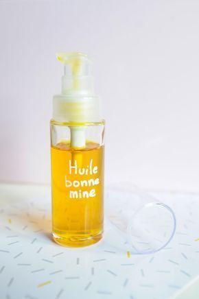 Huile bonne mine : pour préparer sa peau au soleil : effet bonne mine & teint halé !