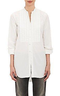 Mason Cotton Tuxedo Shirt Nili Lotan