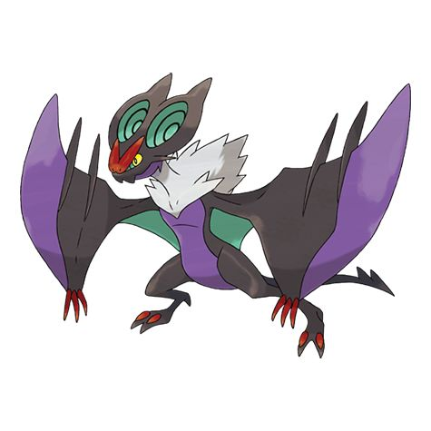 noivern coloring pages - photo#37