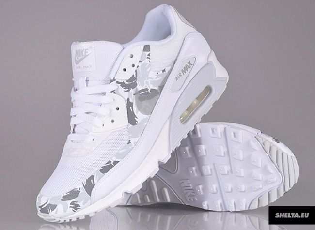 "USATF x Nike Air Max 90 Hyperfuse ""Reflective Camo"""