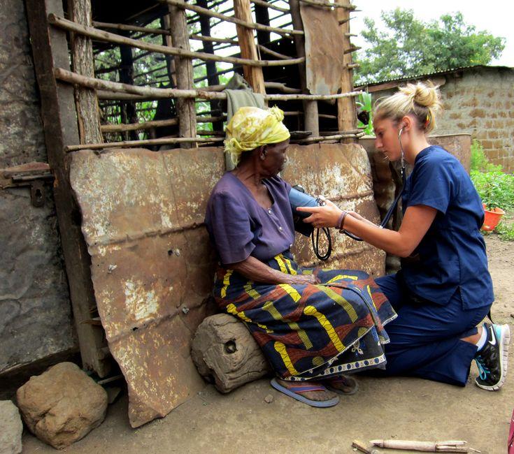 Volunteer/ Internships opportunities Abroad for Nurses