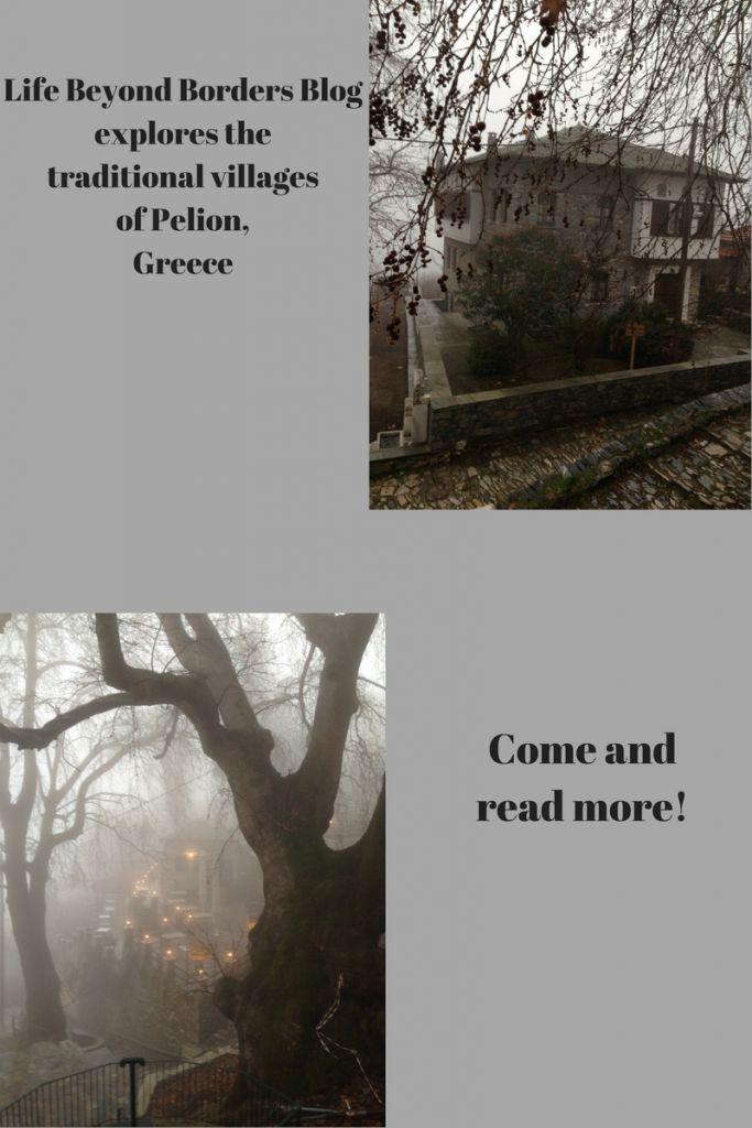 The Villages of Pelion – Greece