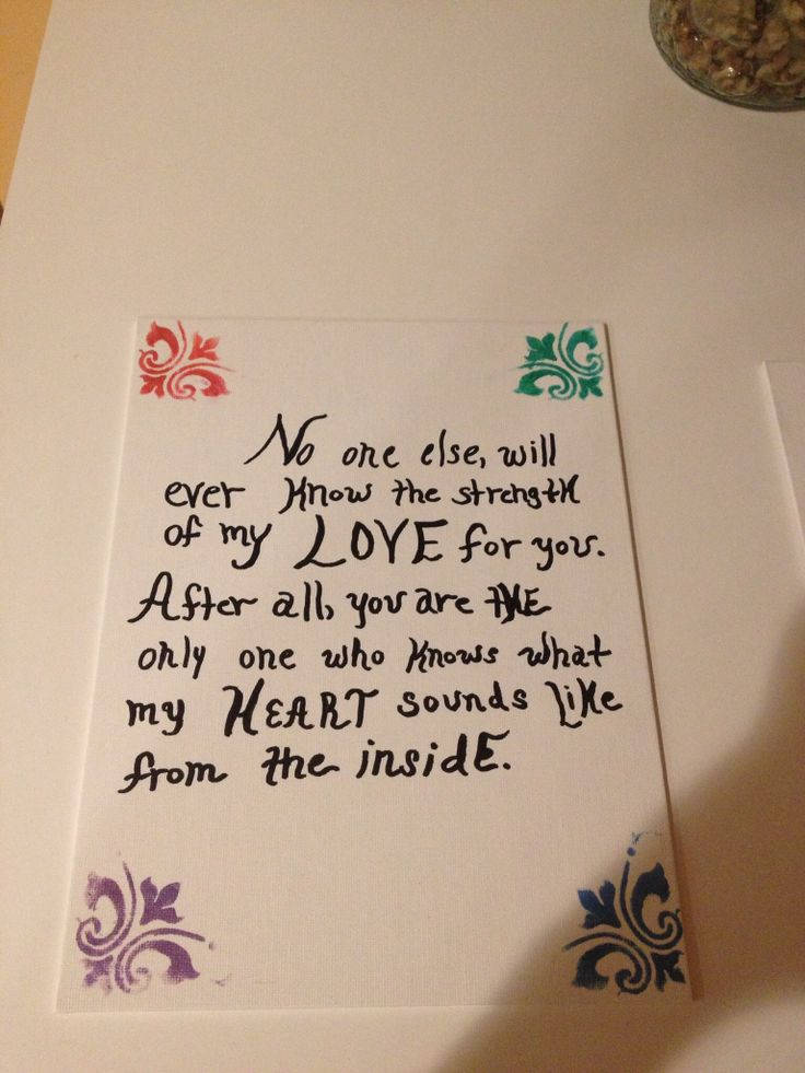 Famous quote with paint markers. Used stencils and blotted through them with paper towels to make the design. Bought canvases from Michael's art store. Wrote the quote in pencil first.