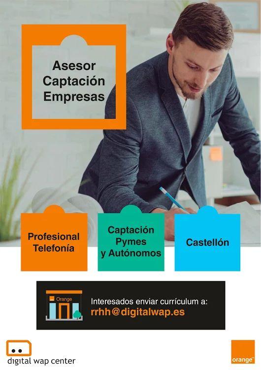 Únete a nuestro equipo y forma parte de una empresa solvente #OfertaDeTrabajo #ofertaempleo #job #jobsearch #castellon