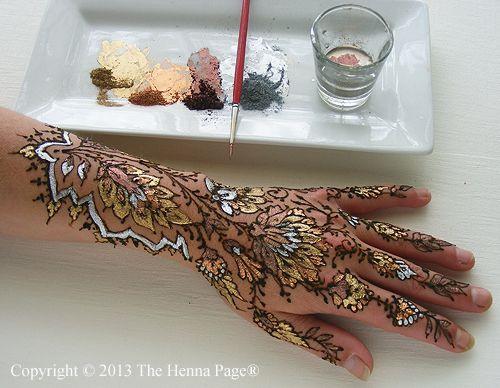 Jacquard Mehndi Henna Kit Ingredients : 193 best henna images on pinterest patterns tattoo ideas